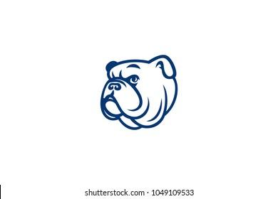 Simple English Bulldog