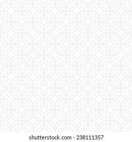 Simple gray  and white  pattern. Geometric pattern, seamless.