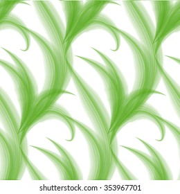 simple green grass pattern