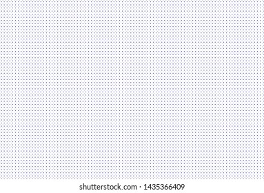Simple hexagon pattern with white background