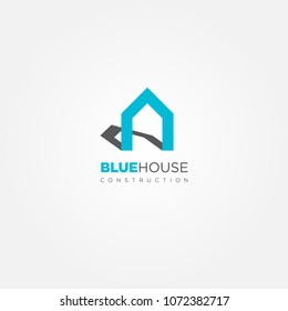 Simple House Logo Sign Symbol Icon
