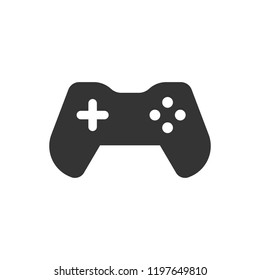 Simple Illustration Of A Gamepad Icon