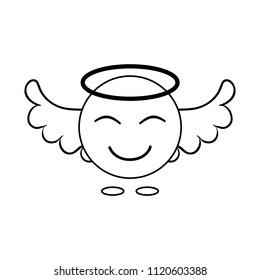 emoji faces - angel emoji PNG image with transparent background | TOPpng
