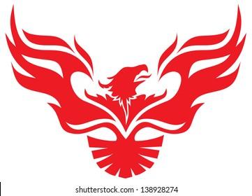simple image of the Phoenix