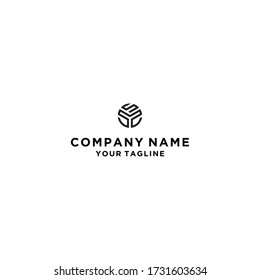 Simple Letter SY YS Logo Design