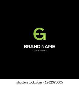 eg simple logo