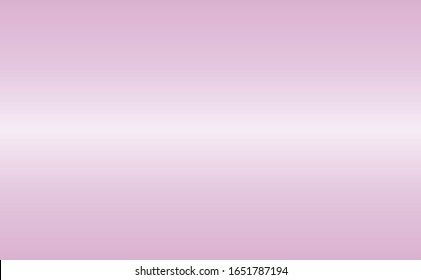 Simple metallic Pink Lavender purple themed color gradient texture background in horizontal rectangle illustration in vector.