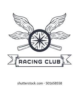 Simple modern Automotive logo, Auto logo