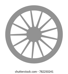 Enjoyable Imagenes Fotos De Stock Y Vectores Sobre Cart Wheels Beatyapartments Chair Design Images Beatyapartmentscom