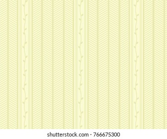 Simple pattern with lines and branches. Seamless texture for wallpaper, packaging, fabric print
