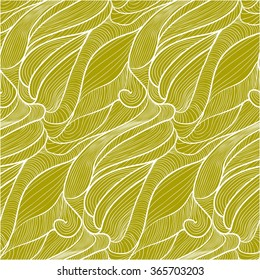 simple pattern of lines mustard