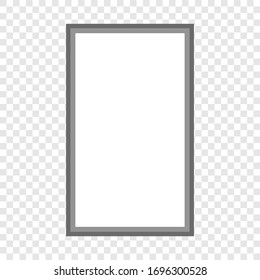 Simple Picture frame. Photo frame