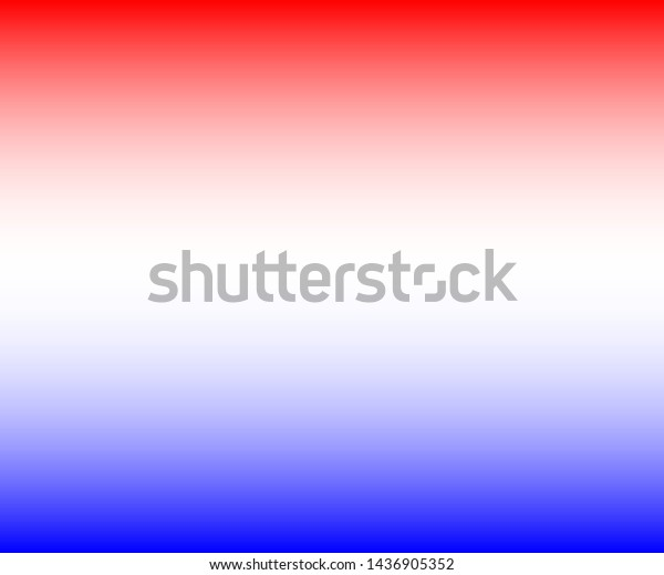 simple red white blue gradient mesh stock vector royalty free 1436905352 shutterstock