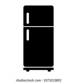 Simple Refrigerator Icon