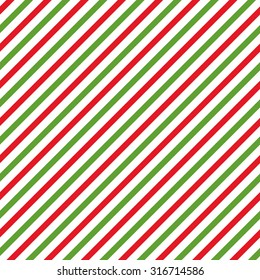 Simple retro geometric Christmas pattern. Traditional colors. Background can be copied without any seams.Vector winter endless texture can be used for printing onto fabric and paper or scrap booking.