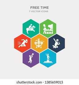 simple set of pedestal, sports, karaoke, drum set icons, contains such as icons running man, baking, riding and more. 64x64 pixel perfect. infographics vector