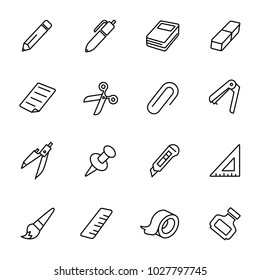 Simple Stationary Icon