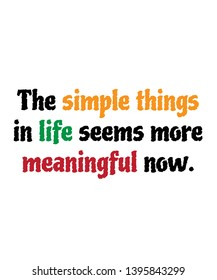 Simple Things In Life Images Stock Photos Vectors Shutterstock