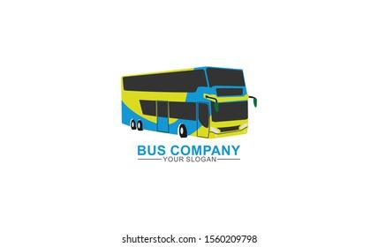 Bus+logo Images, Stock Photos & Vectors   Shutterstock