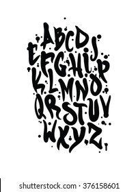 Royalty Free Spray Paint Alphabet Stock Images Photos Vectors