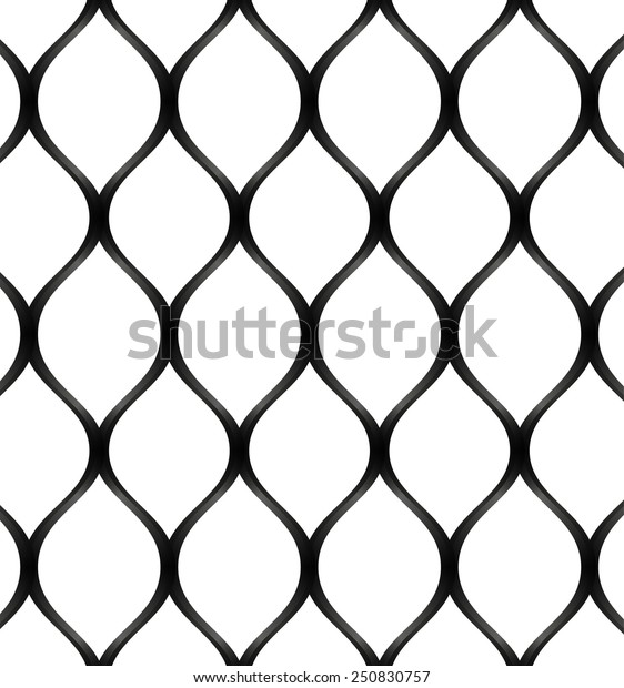 Simple Wire Guard Stock Vector (Royalty Free) 250830757