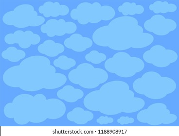 simplification of cloud forms