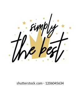 Simply Best >> Simply The Best Images Stock Photos Vectors Shutterstock