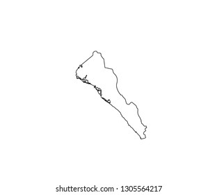 Sinaloa State Map.Sinaloa Outline Images Stock Photos Vectors Shutterstock