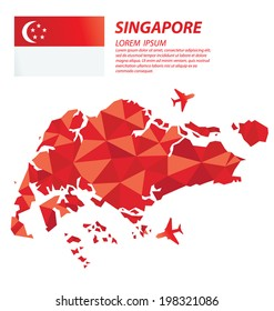 Singapore geometric concept design