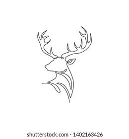 Line Drawing Elk Images Stock Photos Vectors Shutterstock