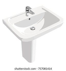 Sink vector isolated