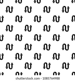 Siphon pattern vector seamless repeating for any web design