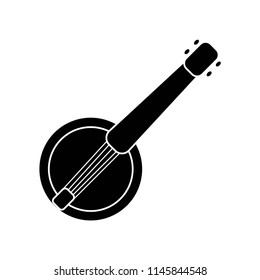sitar icon vector icon. Simple element illustration. sitar symbol design. Can be used for web and mobile.