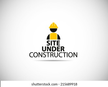 site under construct