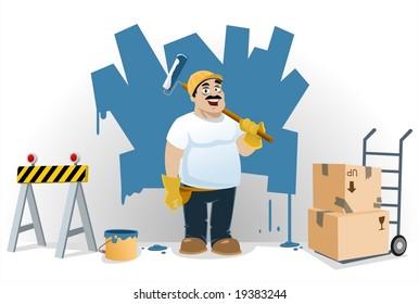 Site Under Construction-vector