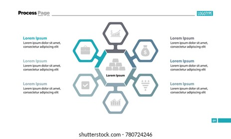 Six Aspects Of Business Slide Template