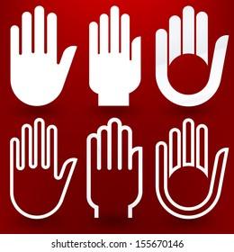 six hands