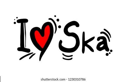ska music style love
