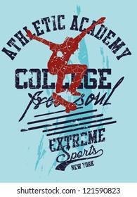 skate american college