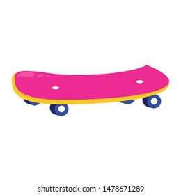 skateboarding extreme sport exercise, skate isolated cartoon vector illustration graphic design