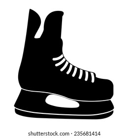 Skates. Vector.