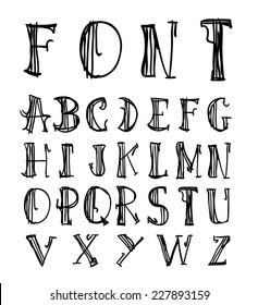Sans Serif Font Images, Stock Photos & Vectors | Shutterstock