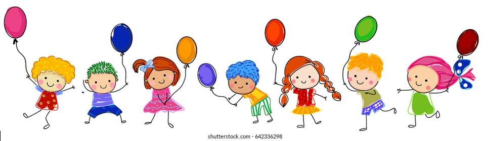 Image result for birthday children cake clipart