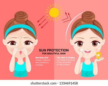 Skin Care And Sun Protection