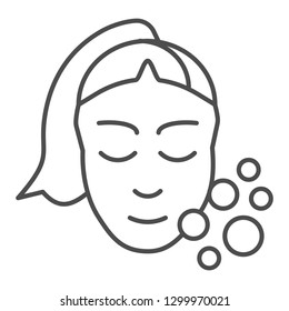 open pores images stock photos vectors shutterstock Pimple below Eyebrow girl washing face vector illustration isolated on white open