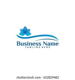 Skincare Logo designs template, spa Logo designs