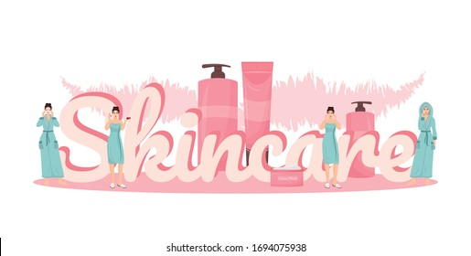 Skincare Words Images Stock Photos Vectors Shutterstock