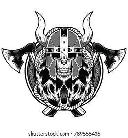 Viking-tattoo Images, Stock Photos & Vectors | Shutterstock