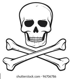 skull and bones (pirate symbol)