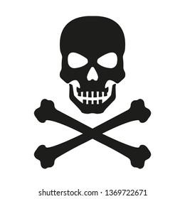 3c34bbc6718 Vectores, imágenes y arte vectorial de stock sobre Skull and ...